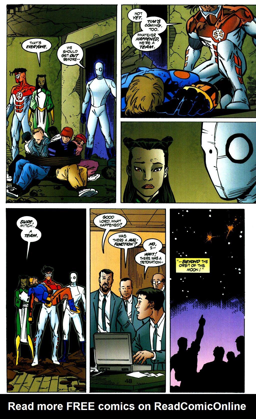 Read online Supermen of America comic -  Issue # Full - 49