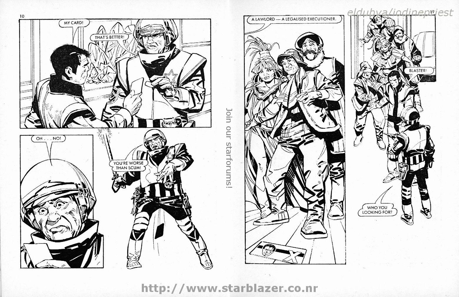Starblazer issue 165 - Page 7