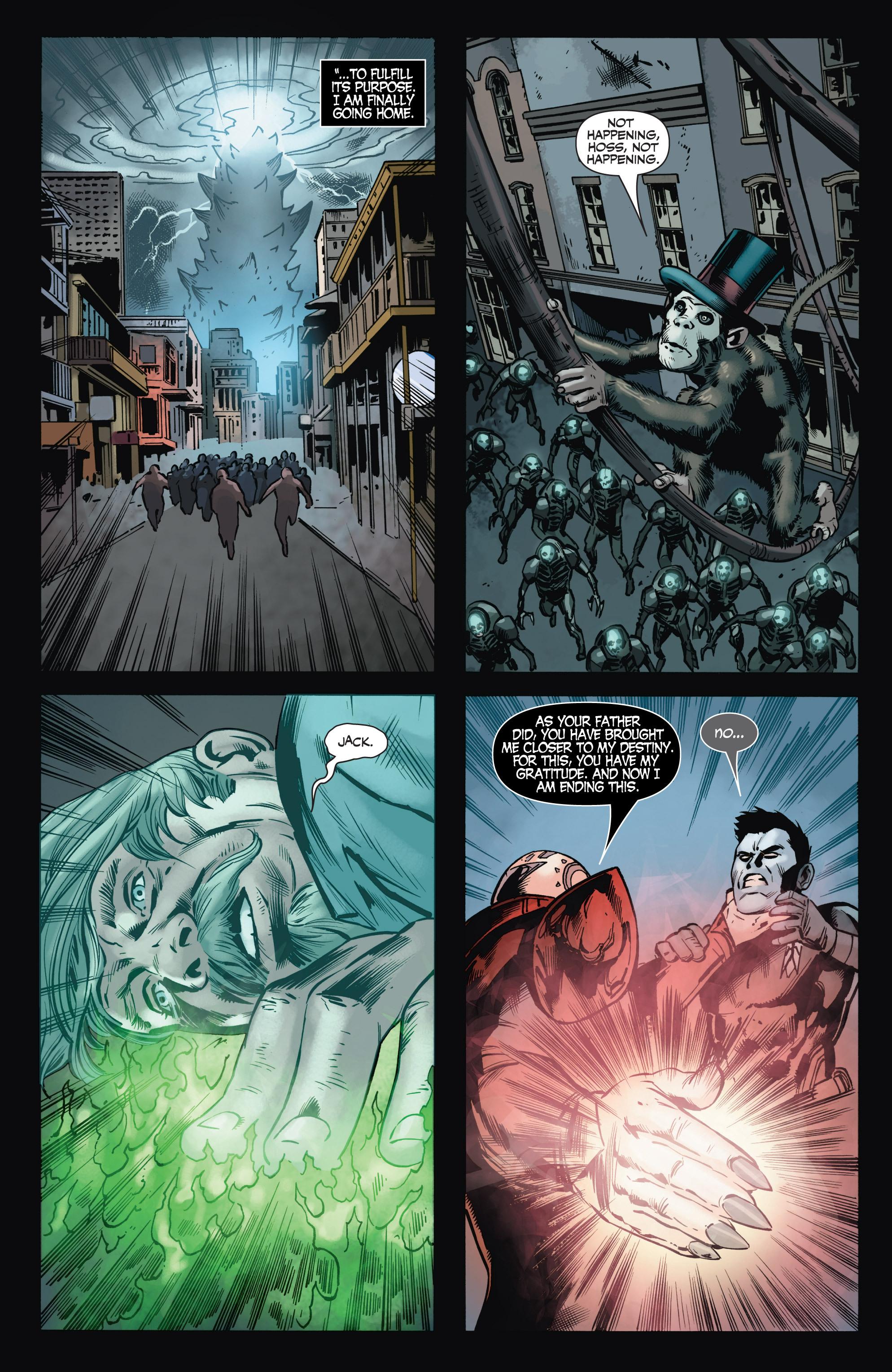 Read online Shadowman (2012) comic -  Issue #9 - 15