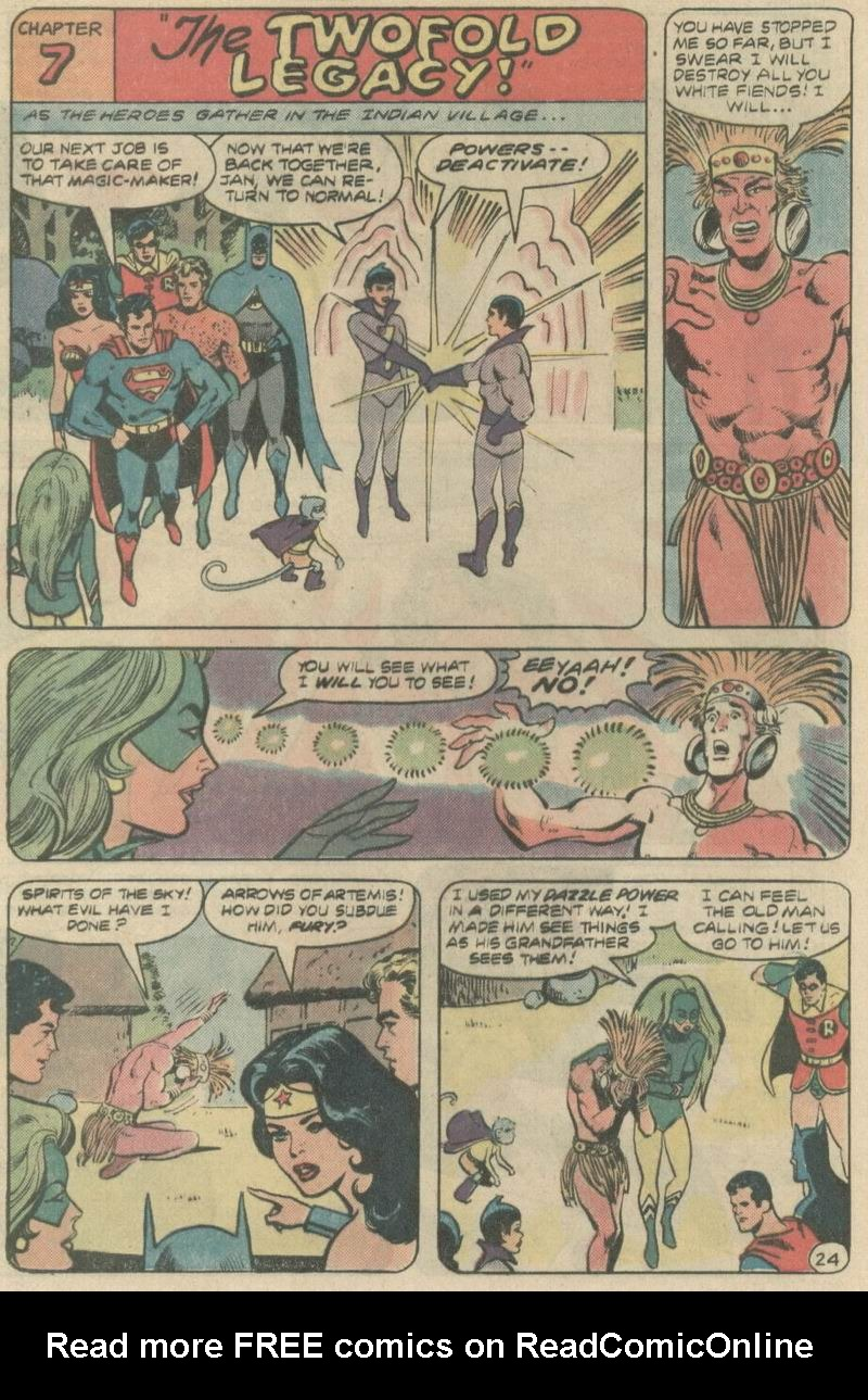 The Super Friends Issue #47 #47 - English 25