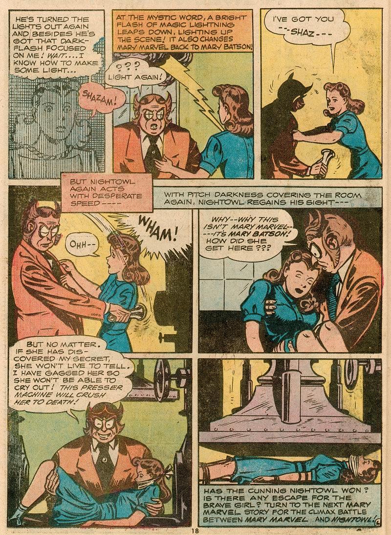 Read online Shazam! (1973) comic -  Issue #12 - 16