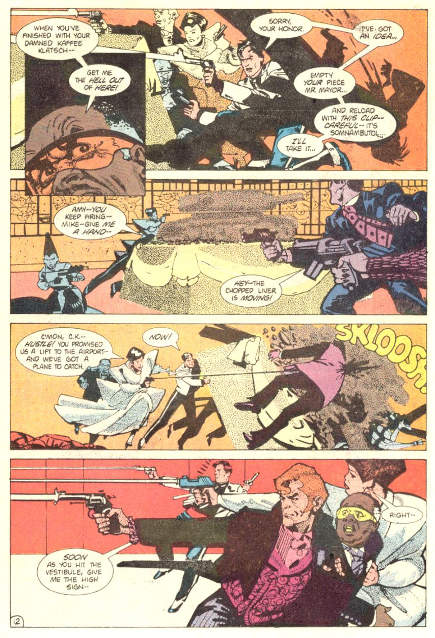 Read online American Flagg! comic -  Issue #2 - 13