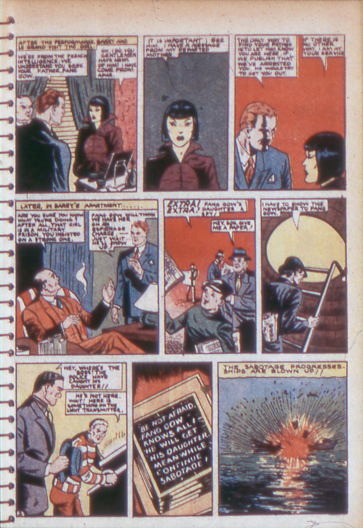 Read online Adventure Comics (1938) comic -  Issue #53 - 14