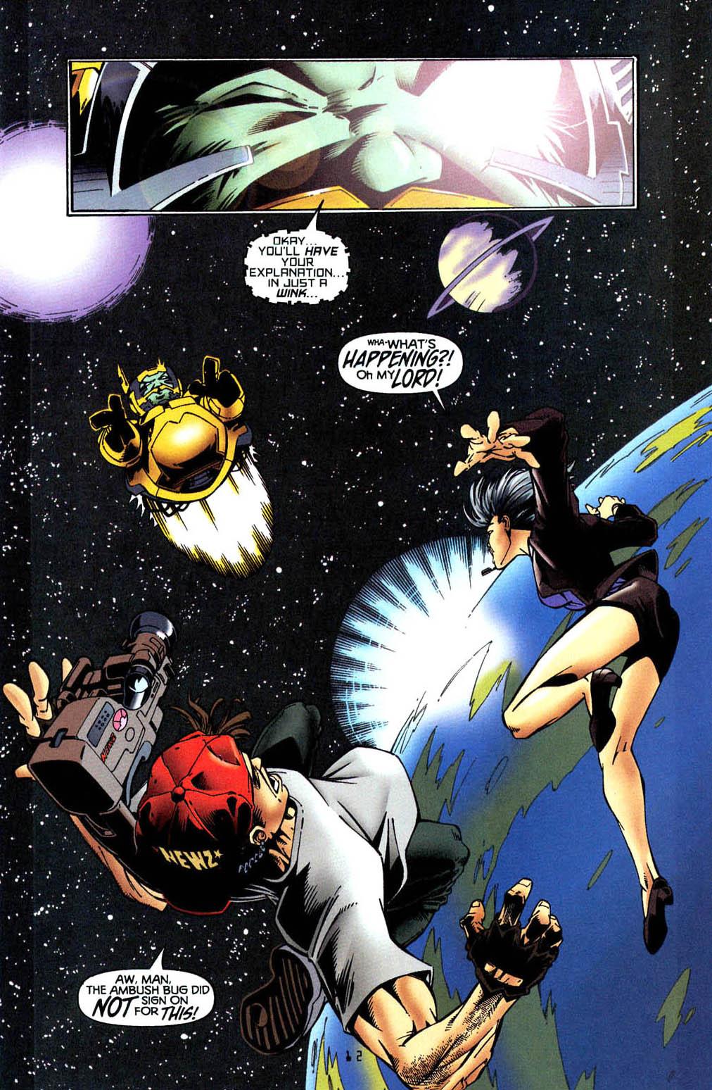Read online Tangent Comics/ Wonder Woman comic -  Issue # Full - 13