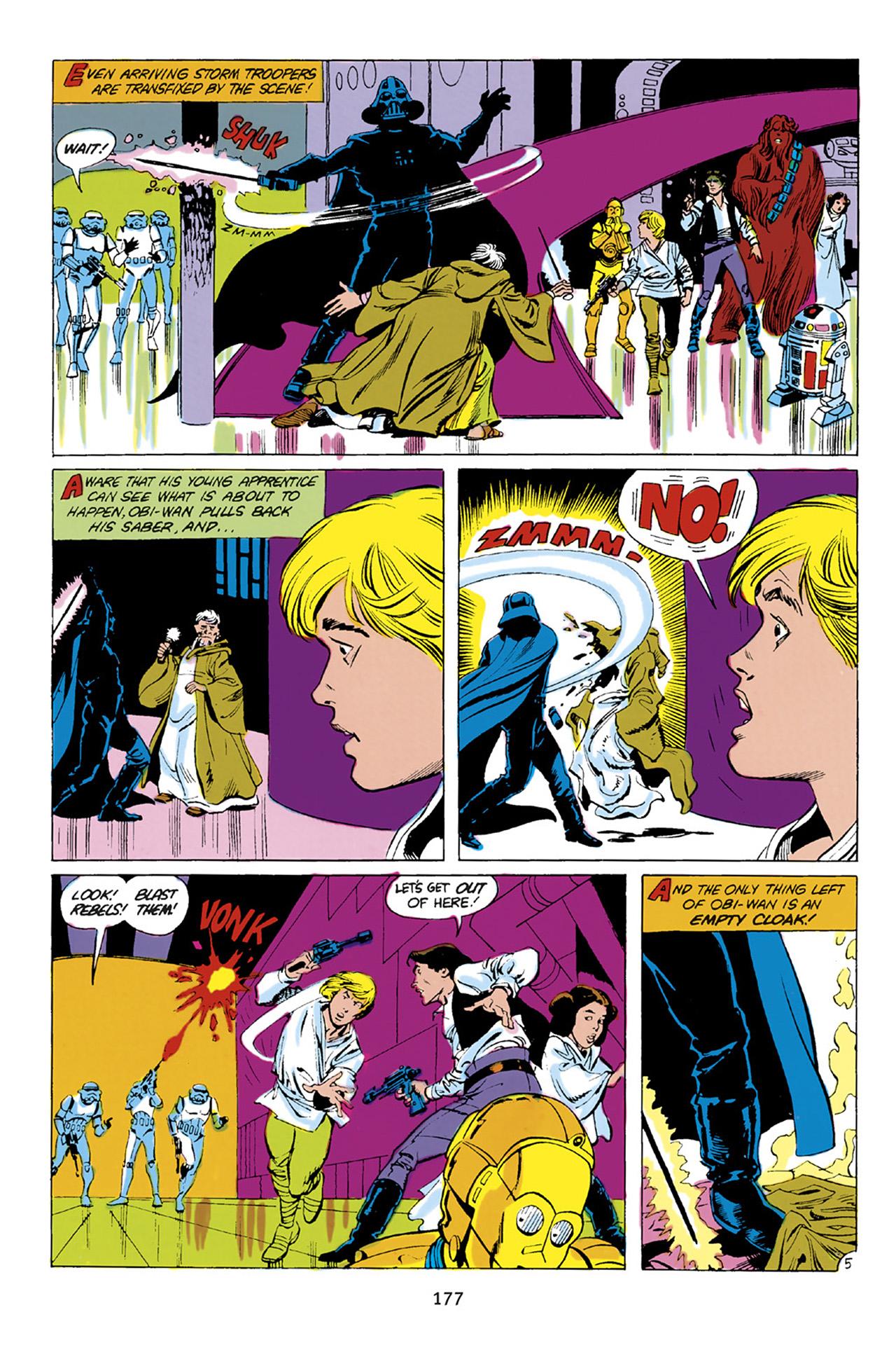 Read online Star Wars Omnibus comic -  Issue # Vol. 23 - 176