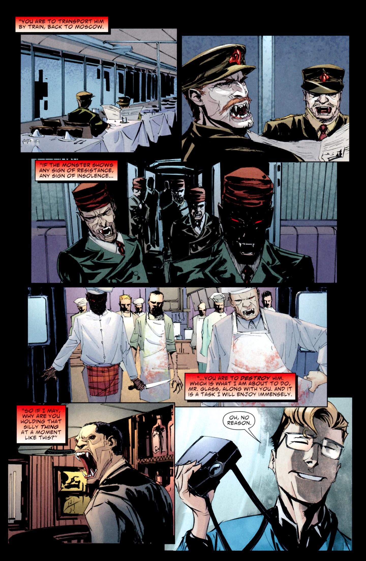 Read online American Vampire: Lord of Nightmares comic -  Issue #3 - 16
