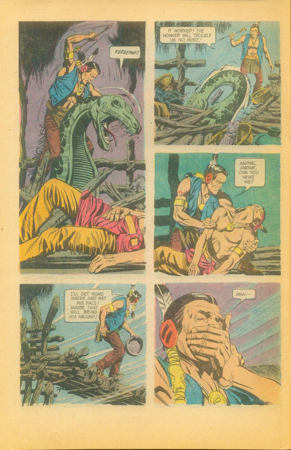 Read online Turok, Son of Stone comic -  Issue #82 - 6