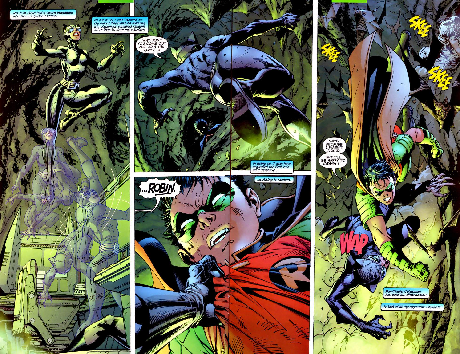 Read online Batman: Hush comic -  Issue #10 - 3