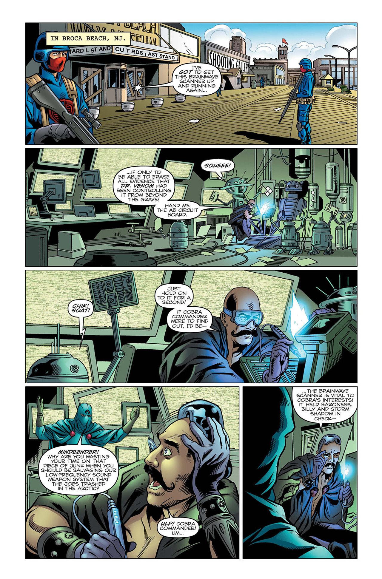 G.I. Joe: A Real American Hero 169 Page 7