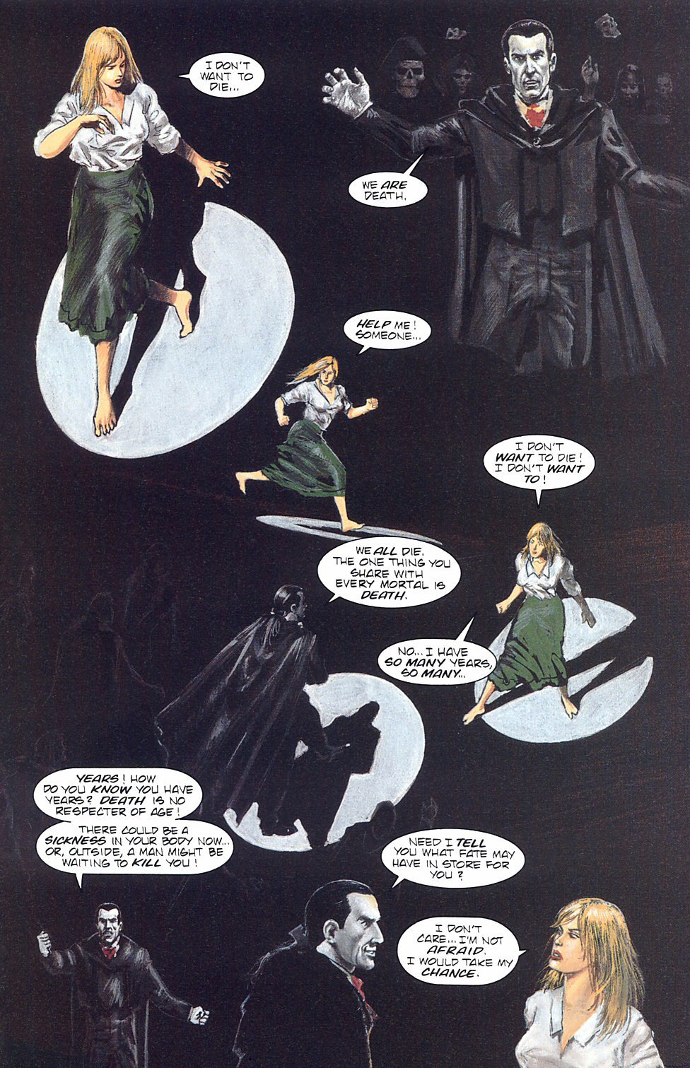 Read online Anne Rice's Interview with the Vampire comic -  Issue #8 - 13