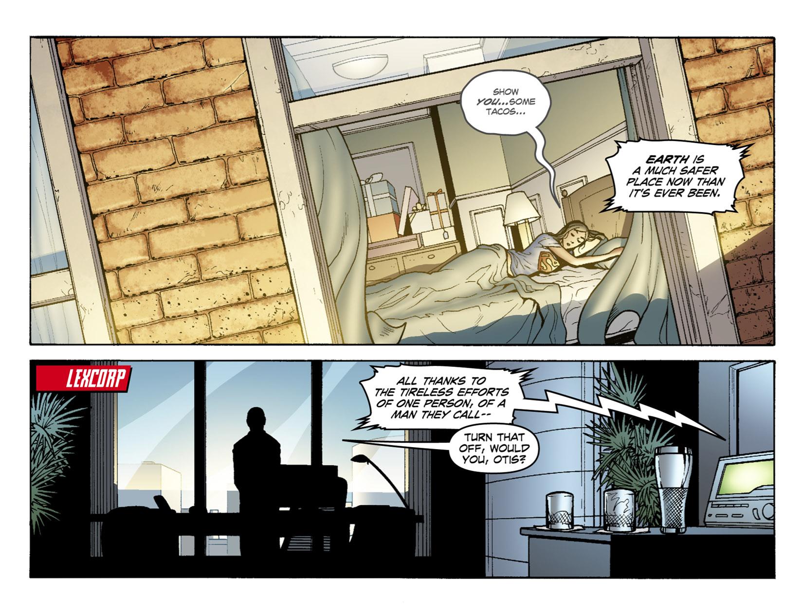 Read online Smallville: Season 11 comic -  Issue #1 - 6