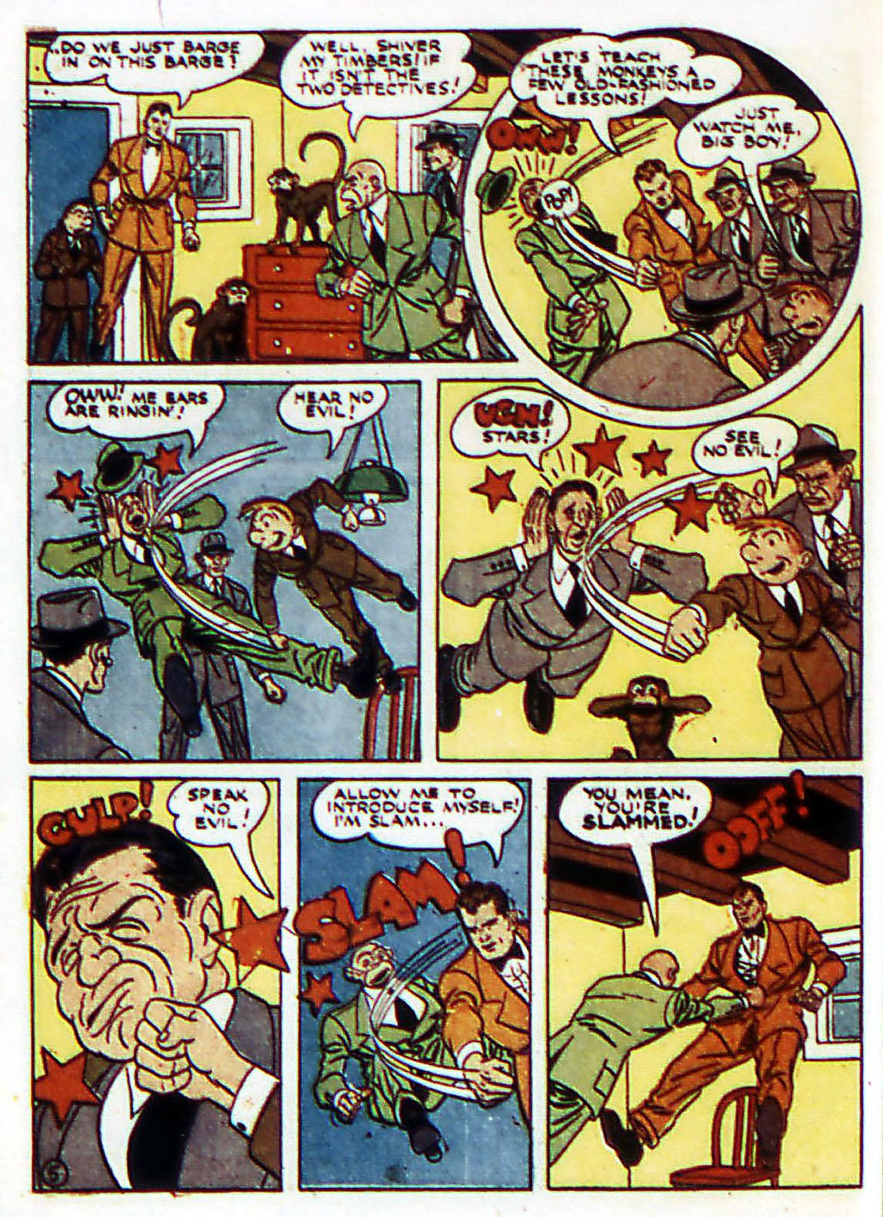 Read online Detective Comics (1937) comic -  Issue #72 - 63