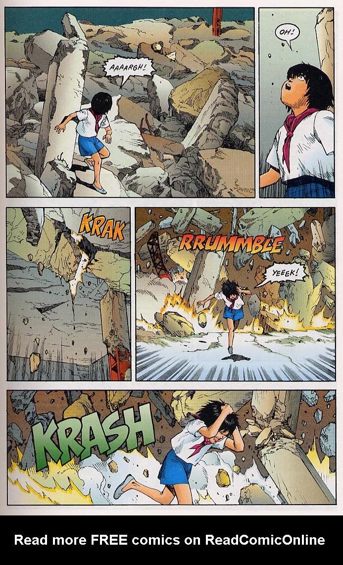 Read online Akira comic -  Issue #31 - 18