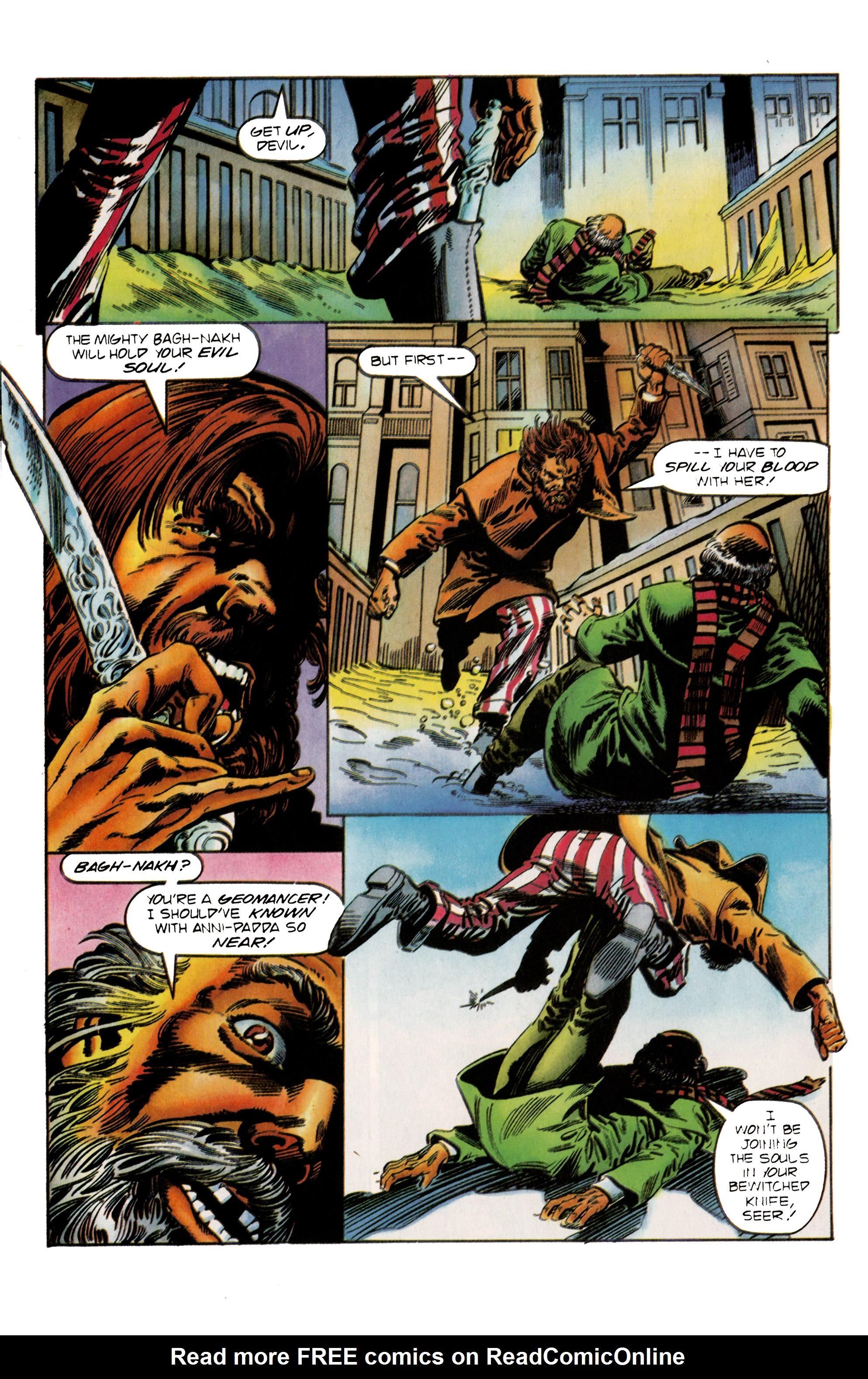 Read online Eternal Warrior (1992) comic -  Issue #24 - 15