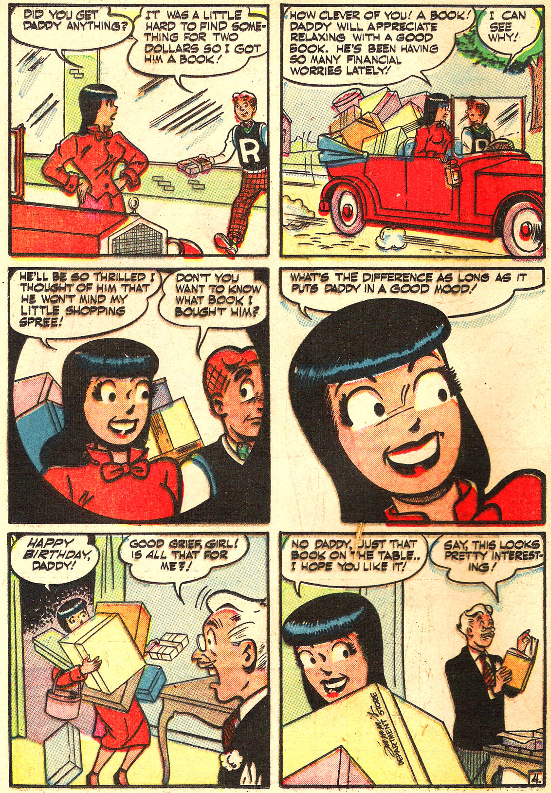 Read online Archie's Girls Betty and Veronica comic -  Issue #Archie's Girls Betty and Veronica Annual 1 - 76