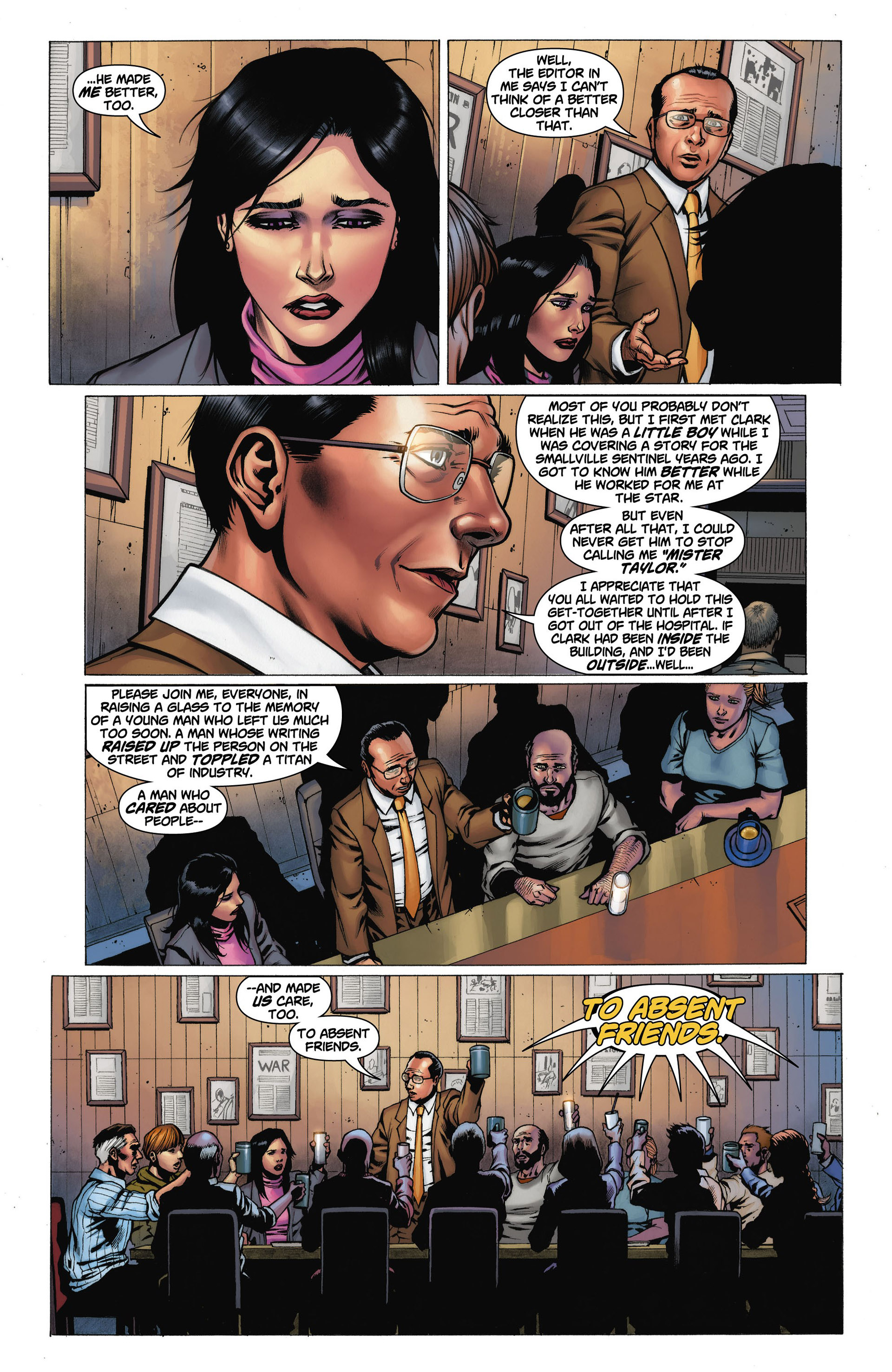 Read online Action Comics (2011) comic -  Issue #10 - 27