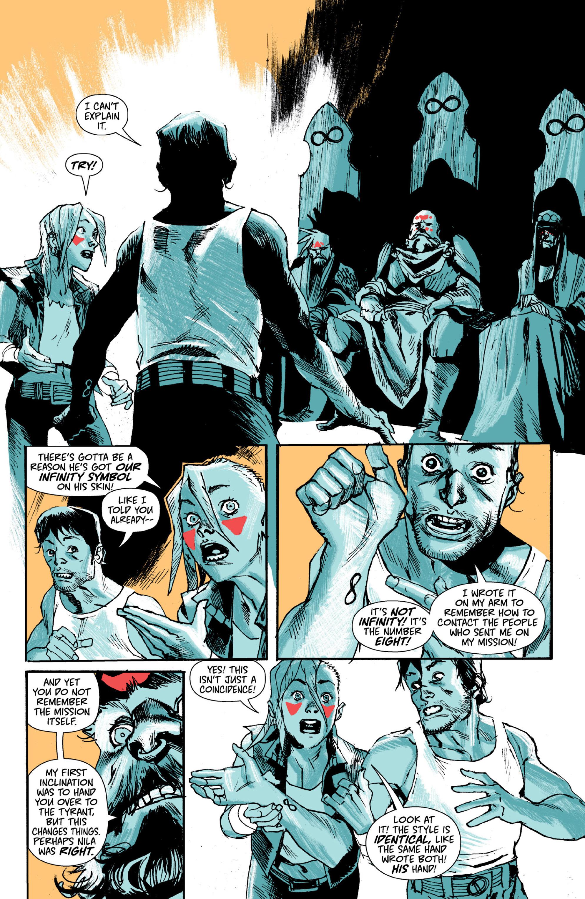 Read online Ei8ht comic -  Issue # TPB - 60