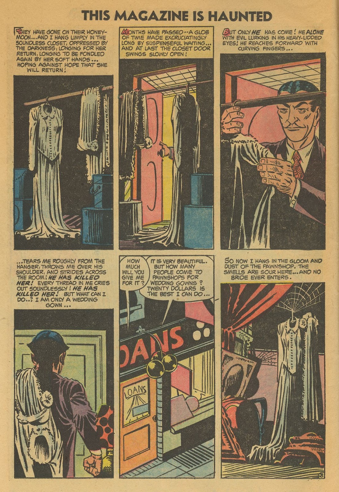 Read online This Magazine Is Haunted comic -  Issue #18 - 12