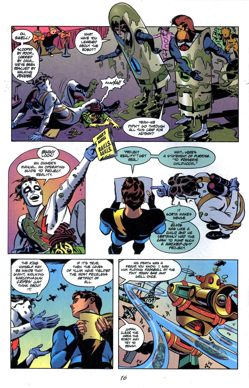Read online Nexus Meets Madman comic -  Issue # Full - 18