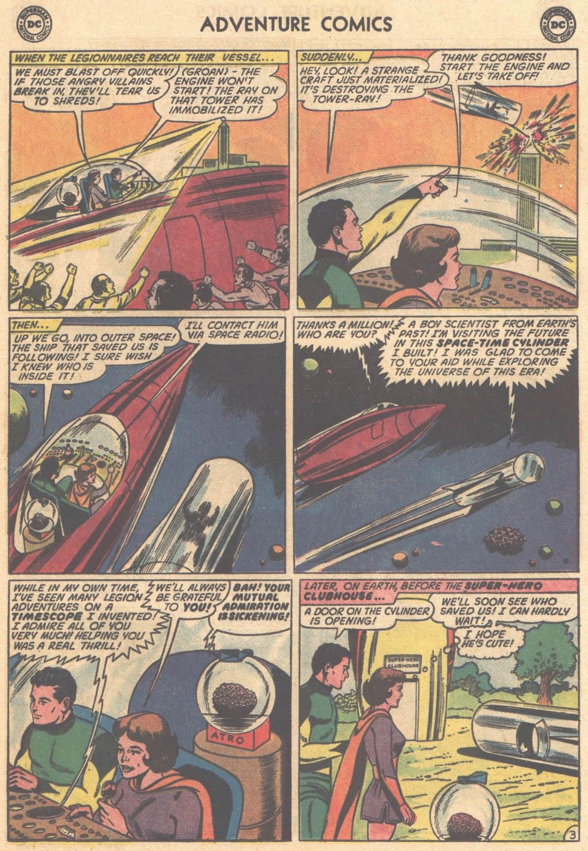 Read online Adventure Comics (1938) comic -  Issue #325 - 5