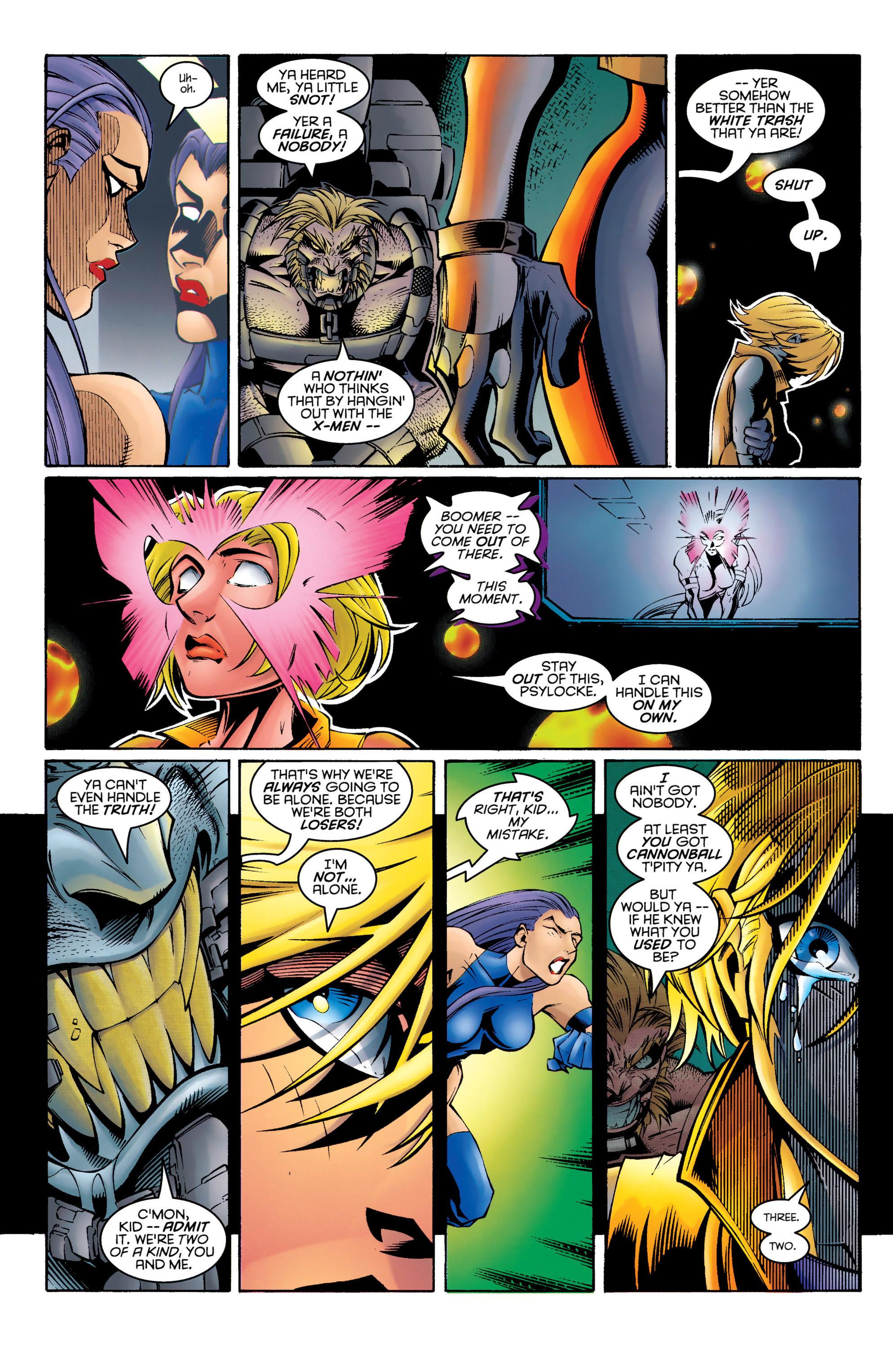 Read online Uncanny X-Men (1963) comic -  Issue #328 - 14