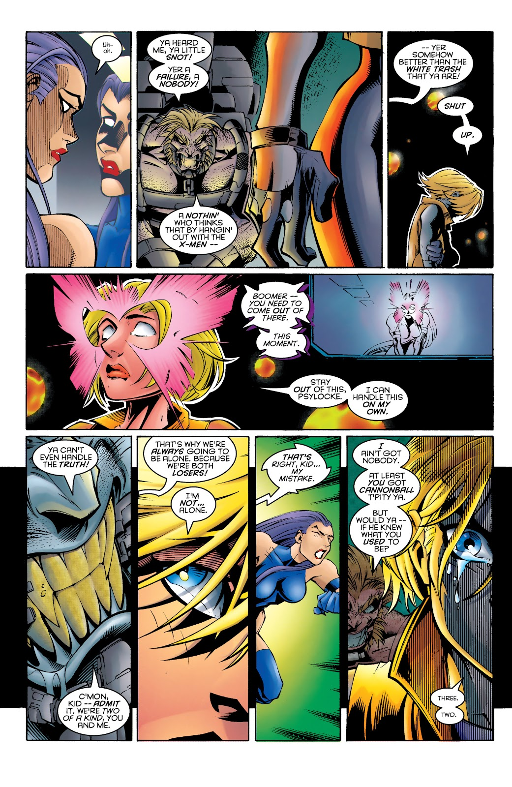 Uncanny X-Men (1963) issue 328 - Page 14