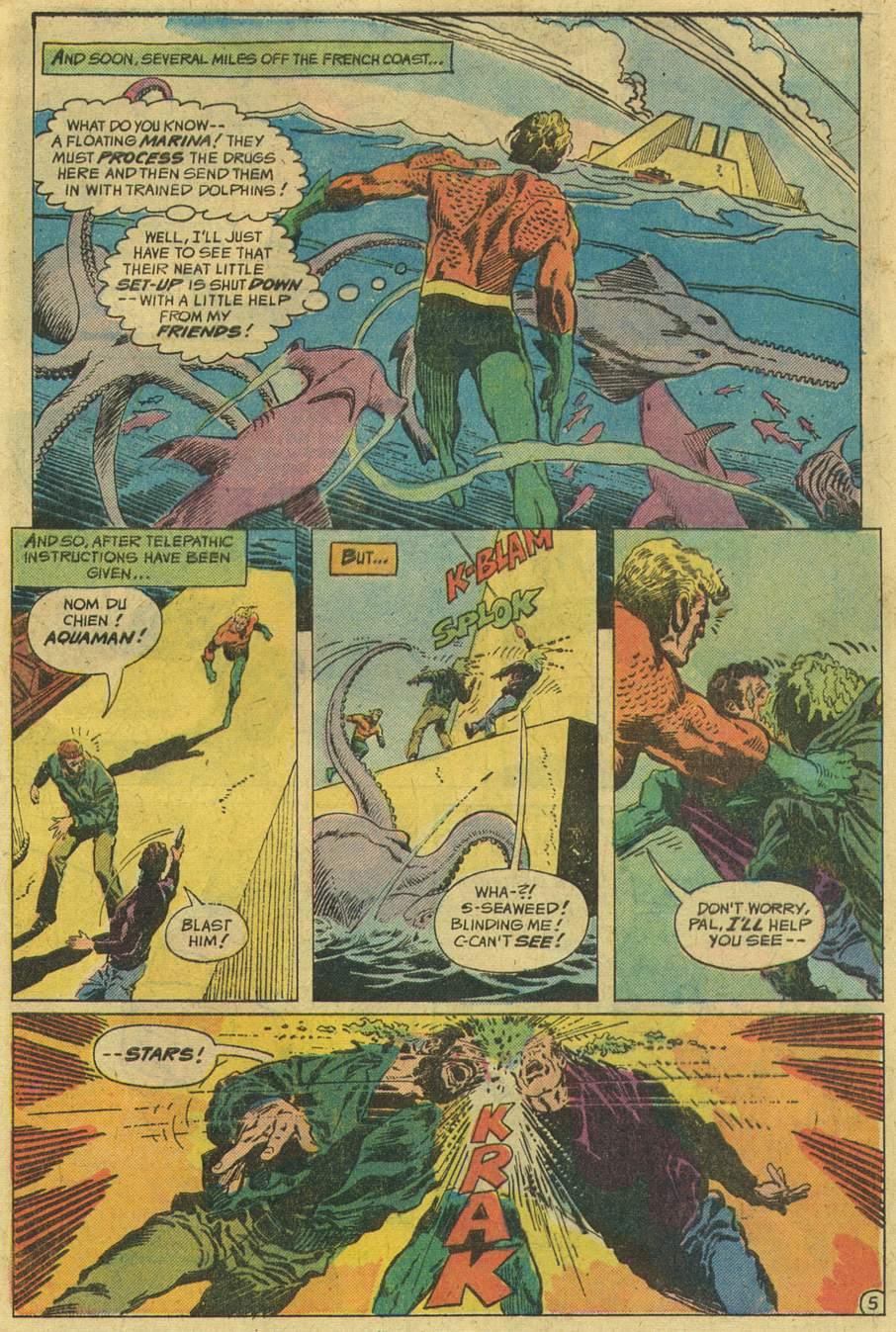 Read online Adventure Comics (1938) comic -  Issue #443 - 9