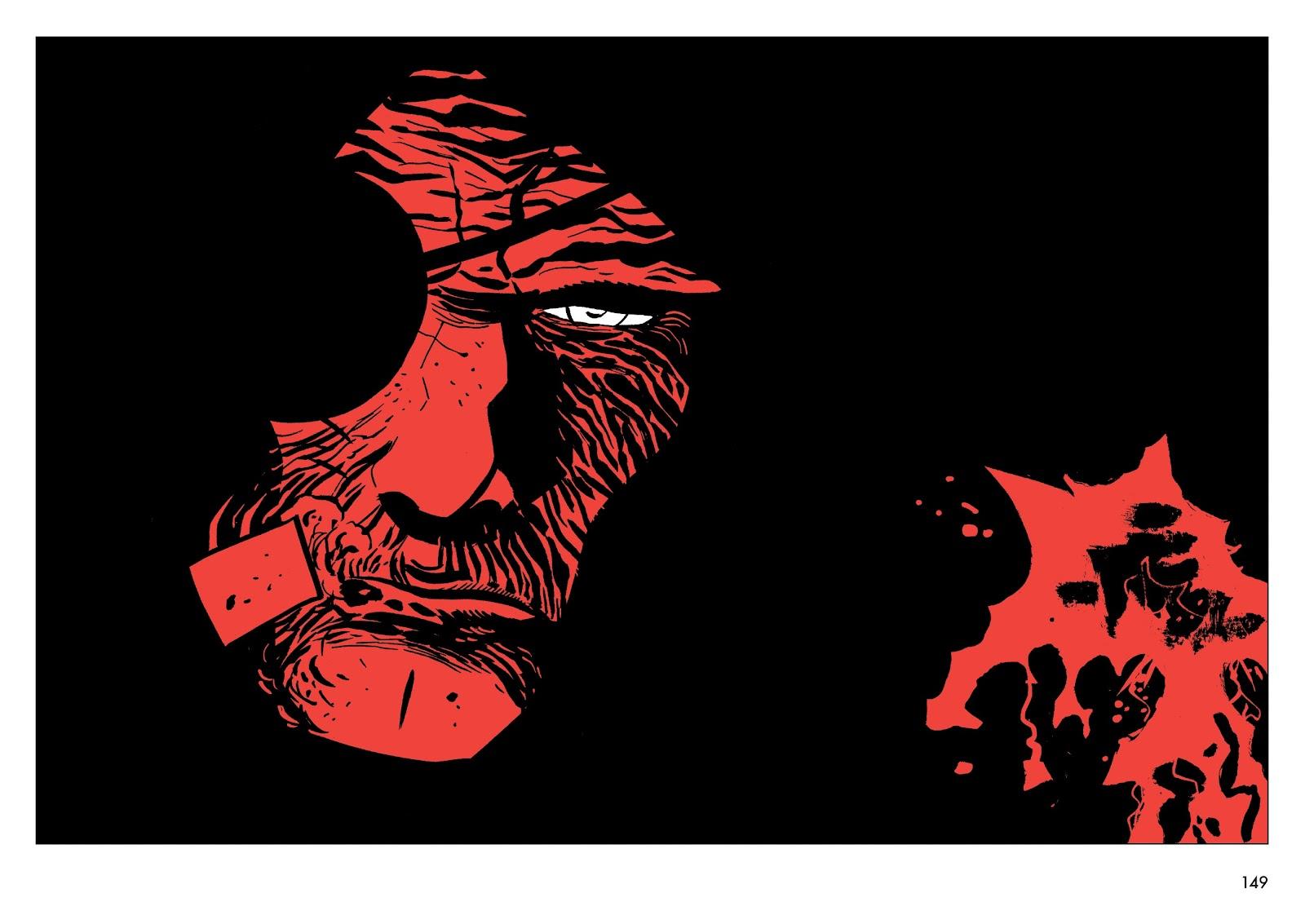 Read online Polar comic -  Issue # TPB The Kaiser Falls (Part 2) - 51
