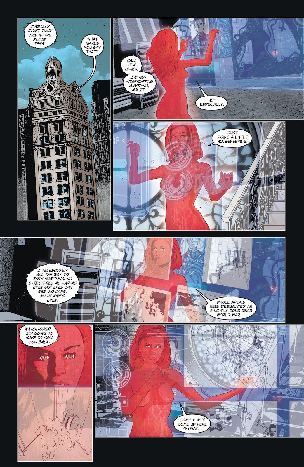 Read online Smallville Season 11 [II] comic -  Issue # TPB 6 - 14