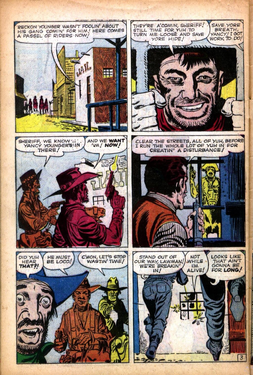 Gunsmoke Western issue 66 - Page 30