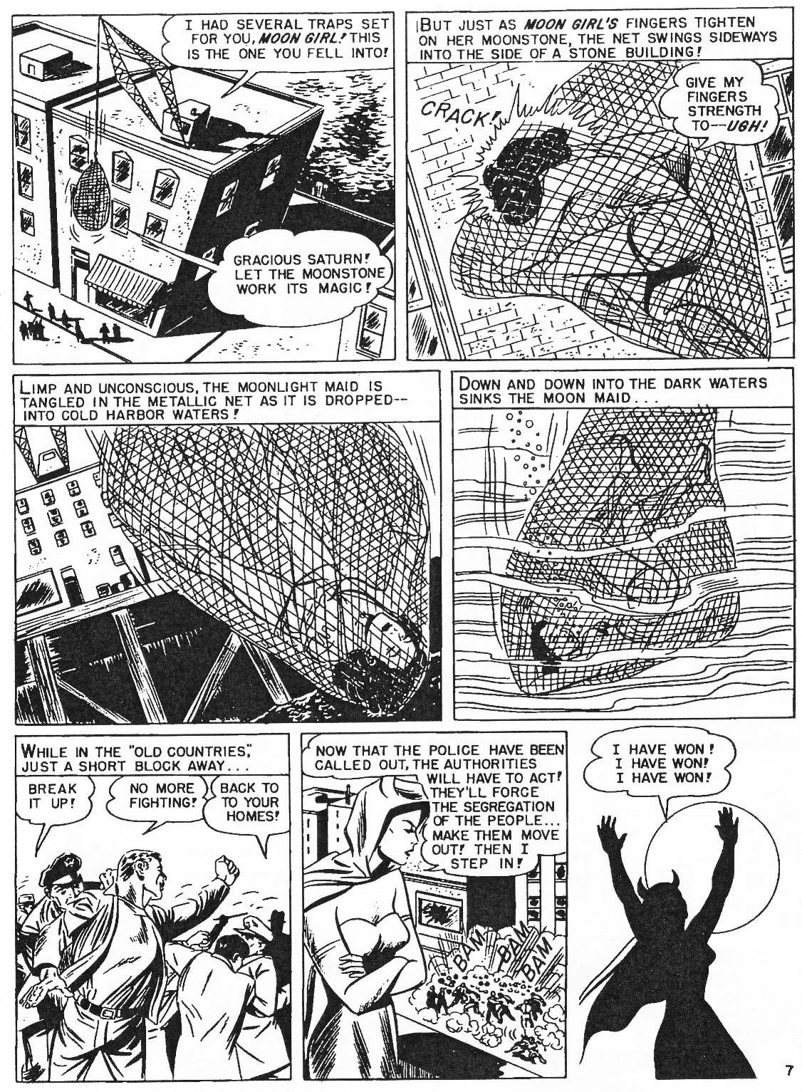 Read online Men of Mystery Comics comic -  Issue #81 - 40