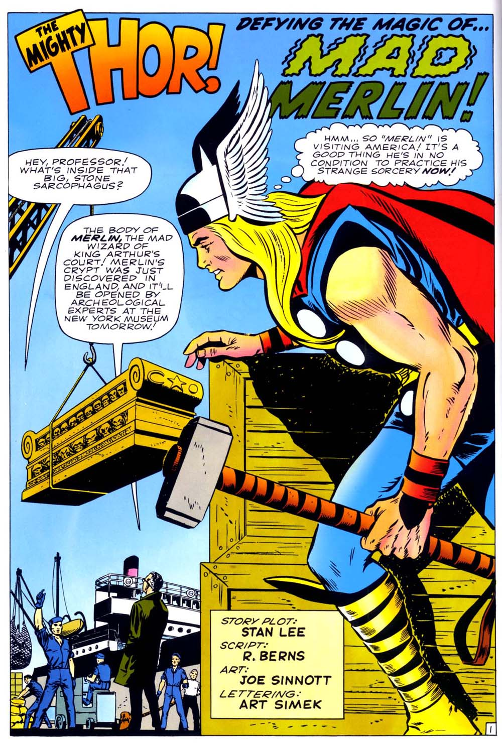 Comic Thor (1966) issue 2