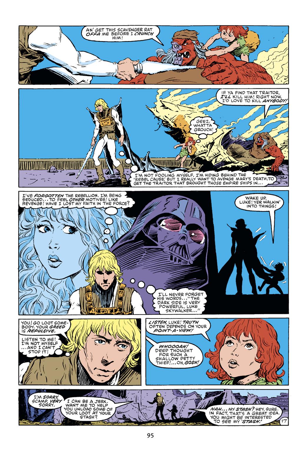 Read online Star Wars Omnibus comic -  Issue # Vol. 21 - 90