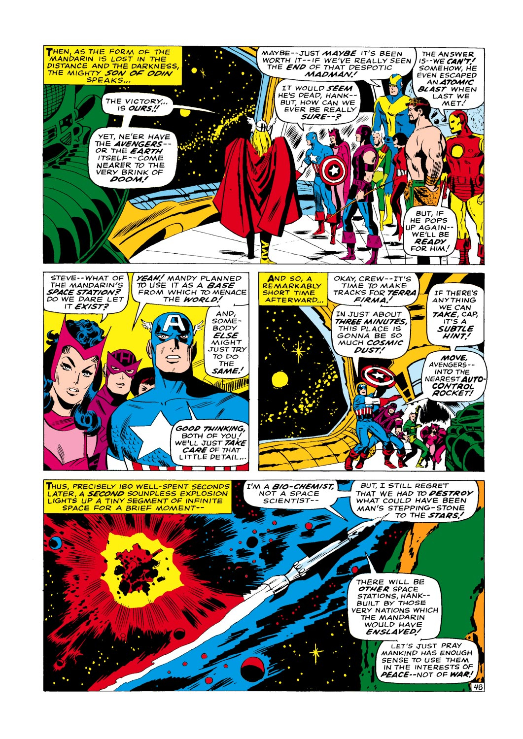 The Avengers (1963) _Annual_1 Page 48