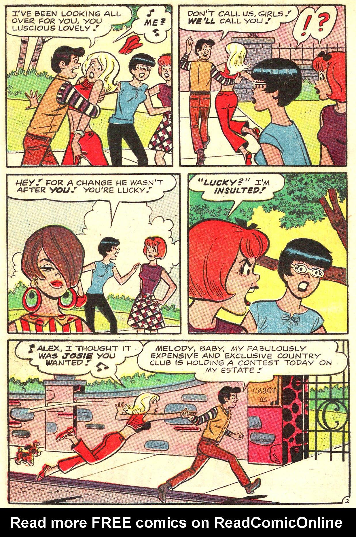 Read online She's Josie comic -  Issue #23 - 4