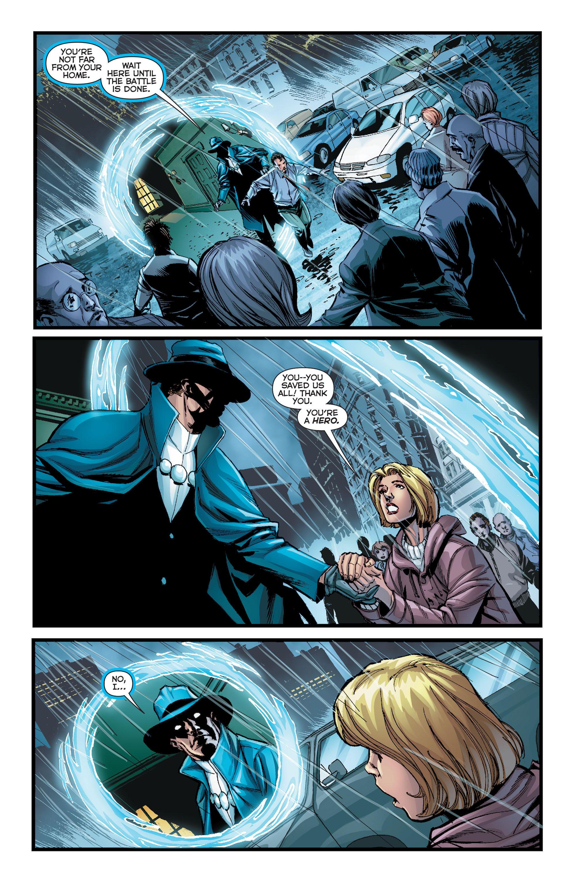 Read online Trinity of Sin: Pandora comic -  Issue #6 - 11