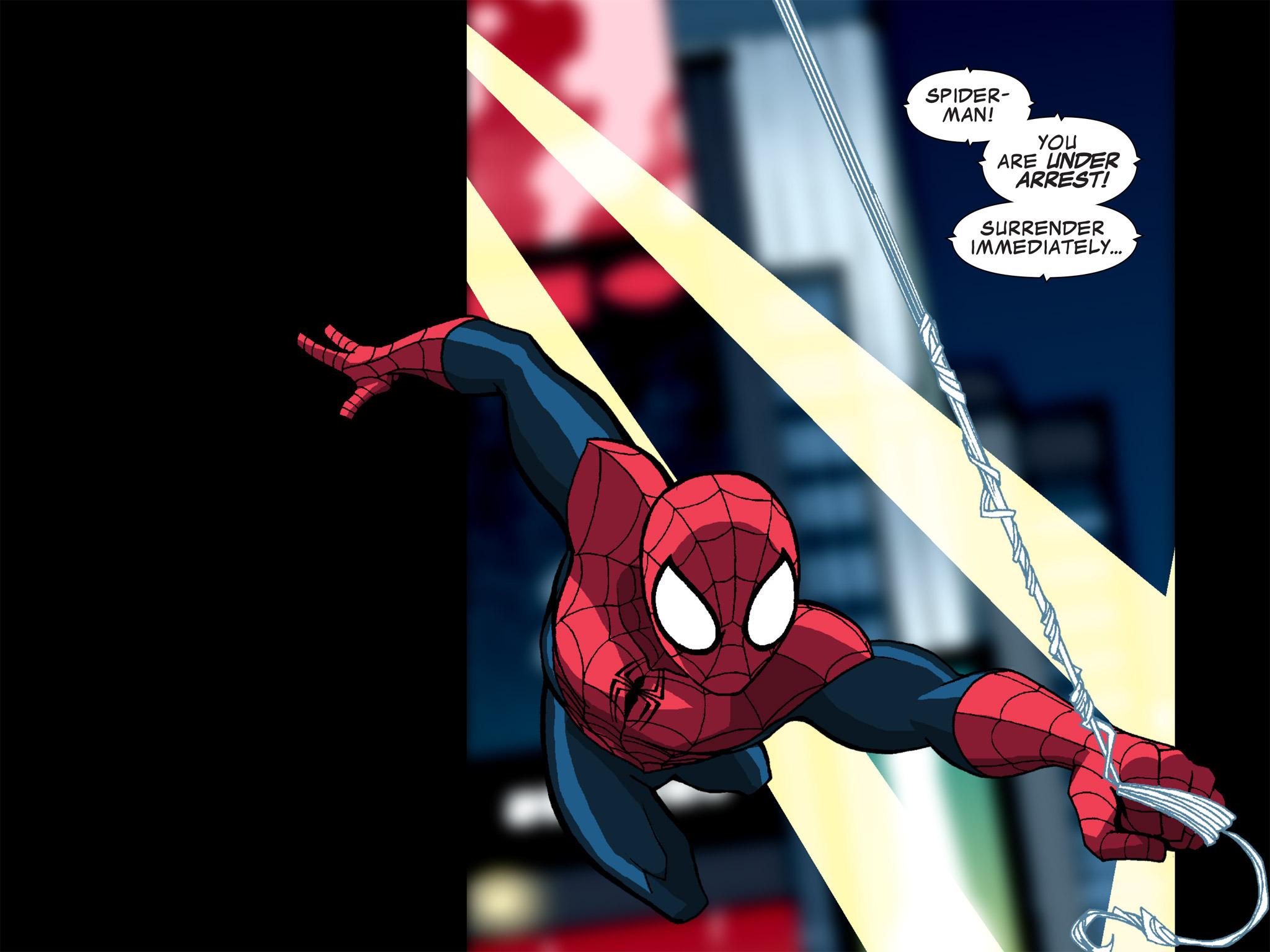 Read online Ultimate Spider-Man (Infinite Comics) (2015) comic -  Issue #17 - 2