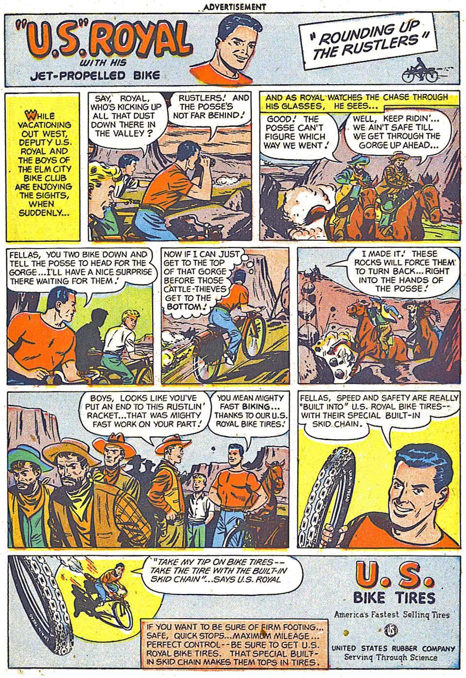 Read online Sensation (Mystery) Comics comic -  Issue #79 - 15