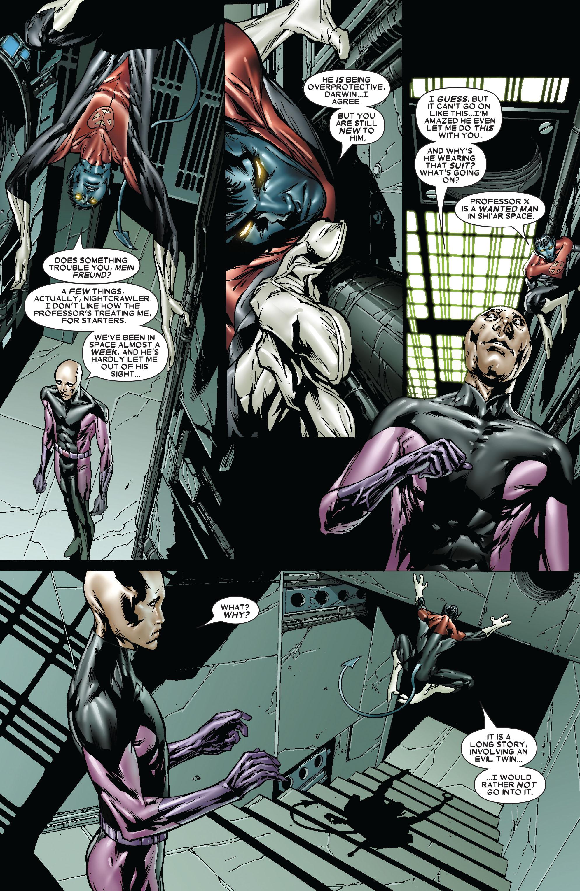 Read online Uncanny X-Men (1963) comic -  Issue #478 - 7
