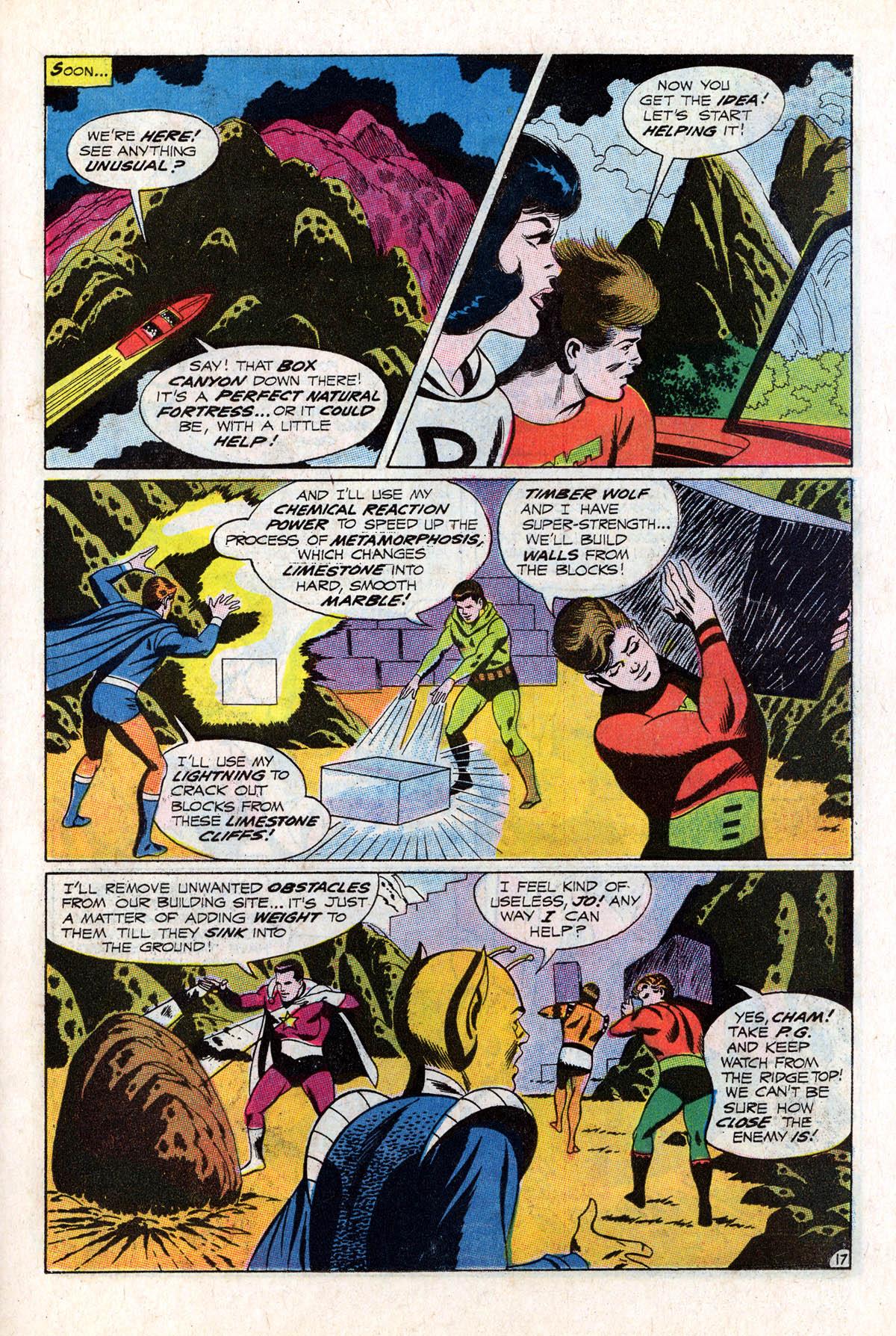 Read online Adventure Comics (1938) comic -  Issue #379 - 23