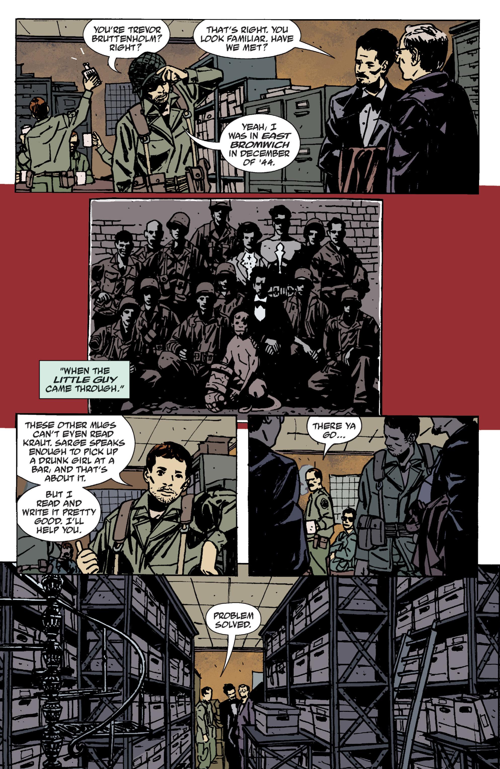 Read online B.P.R.D. (2003) comic -  Issue # TPB 9 - 20