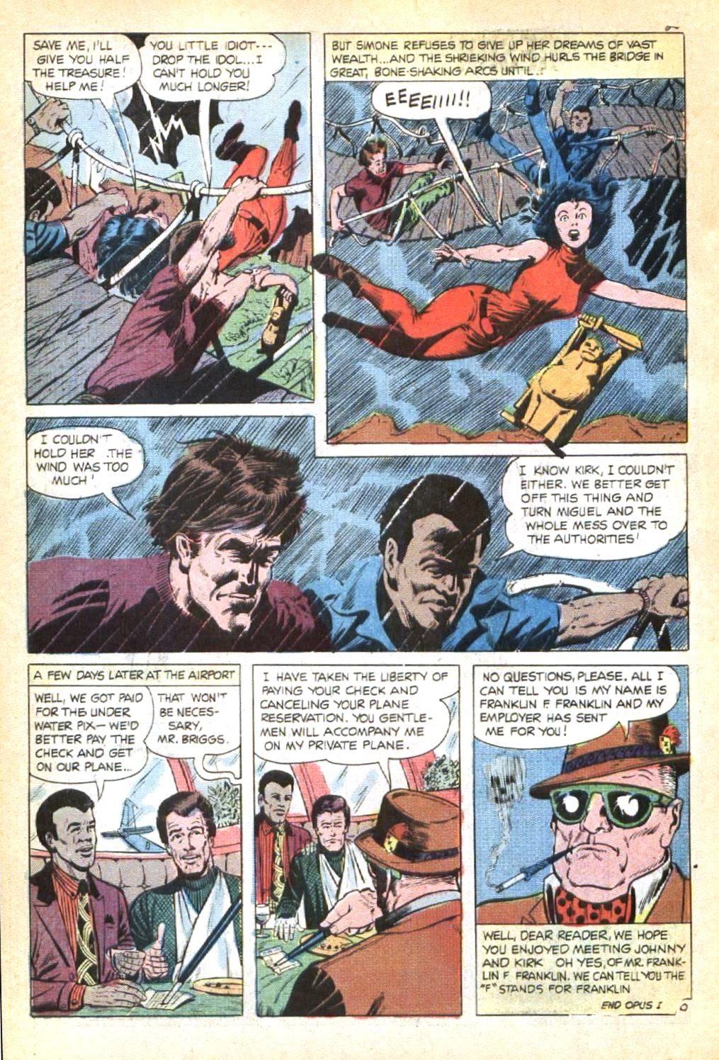 Strange Suspense Stories (1967) issue 3 - Page 22
