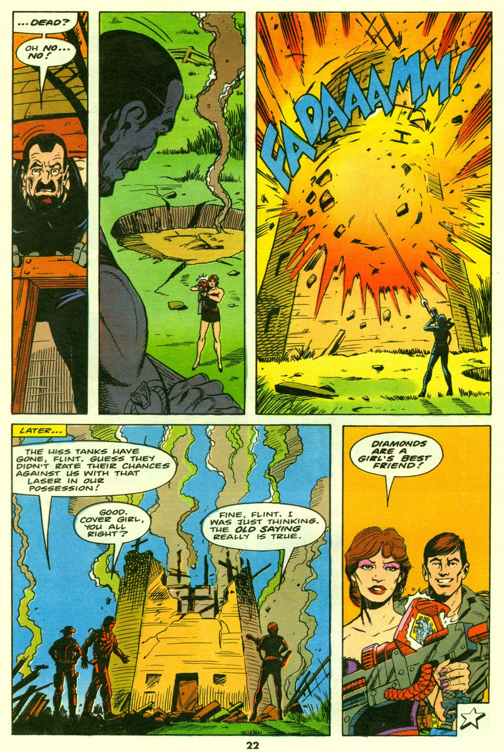 G.I. Joe European Missions issue 9 - Page 23