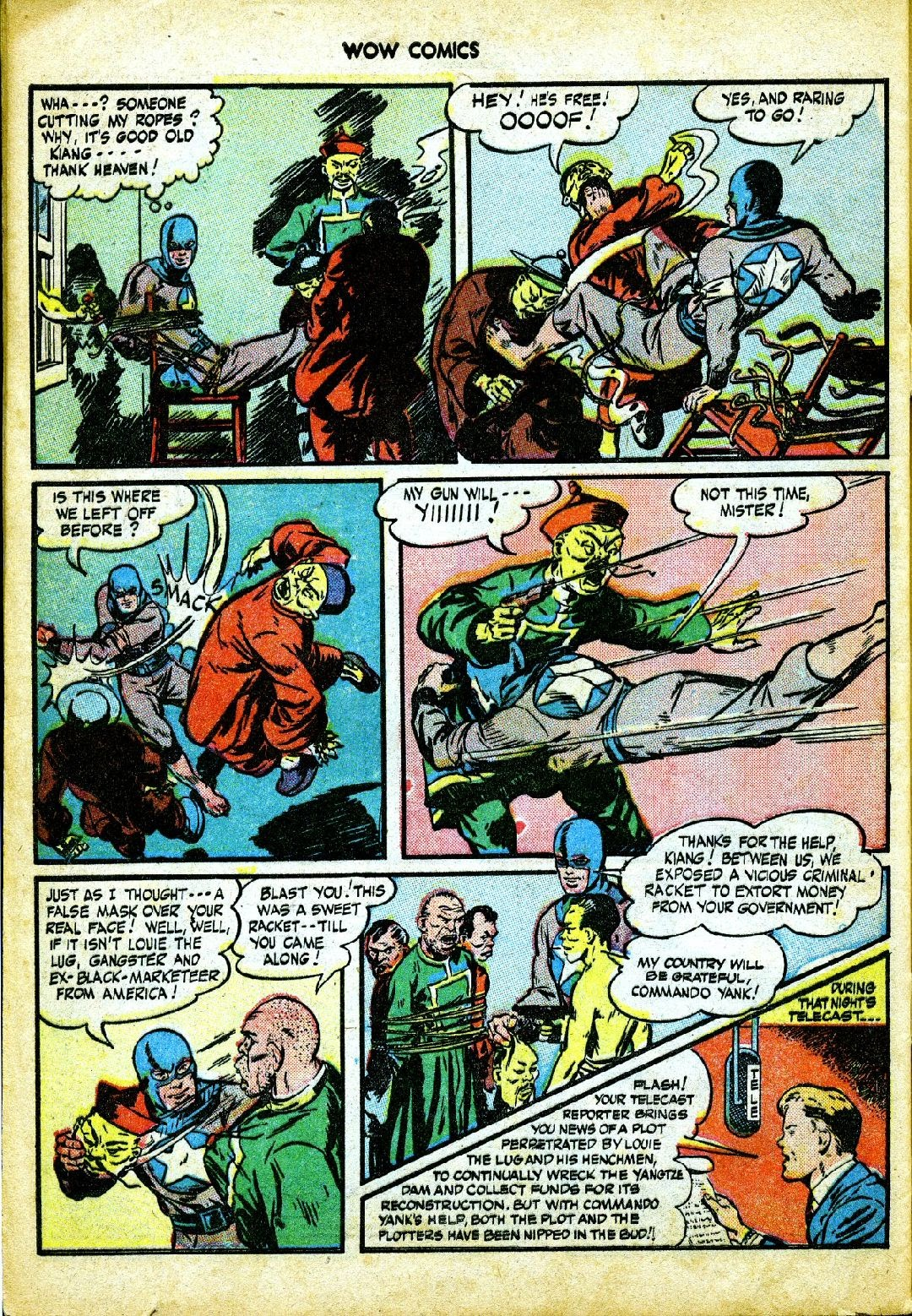 Wow Comics issue 57 - Page 48