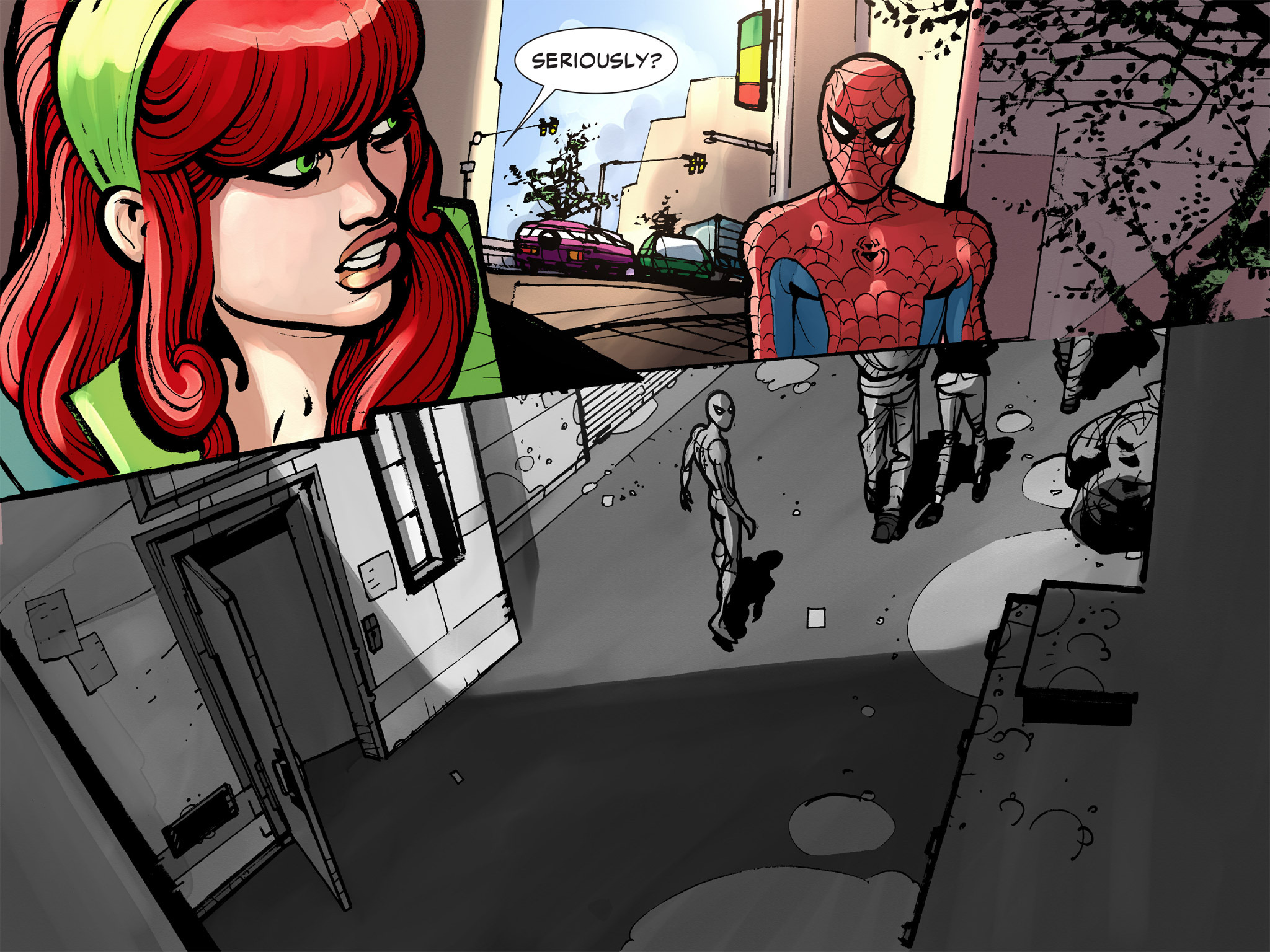 Read online Amazing Spider-Man: Who Am I? comic -  Issue # Full (Part 2) - 73