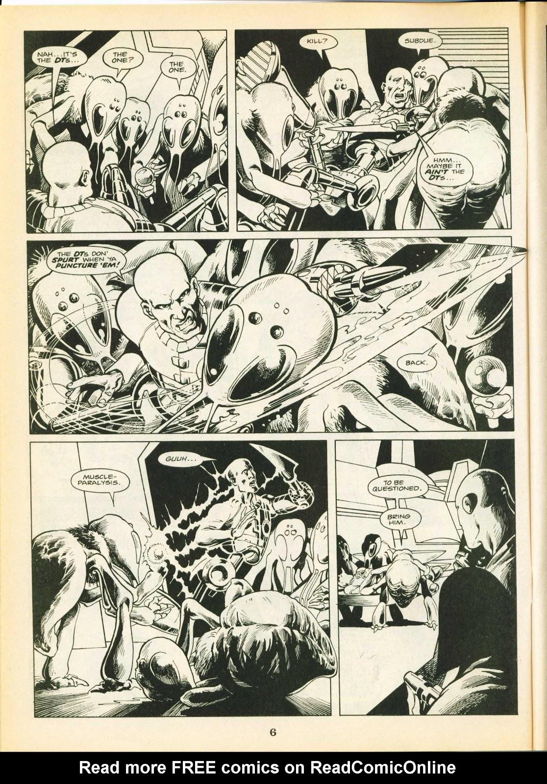 Warrior Issue #24 #25 - English 6