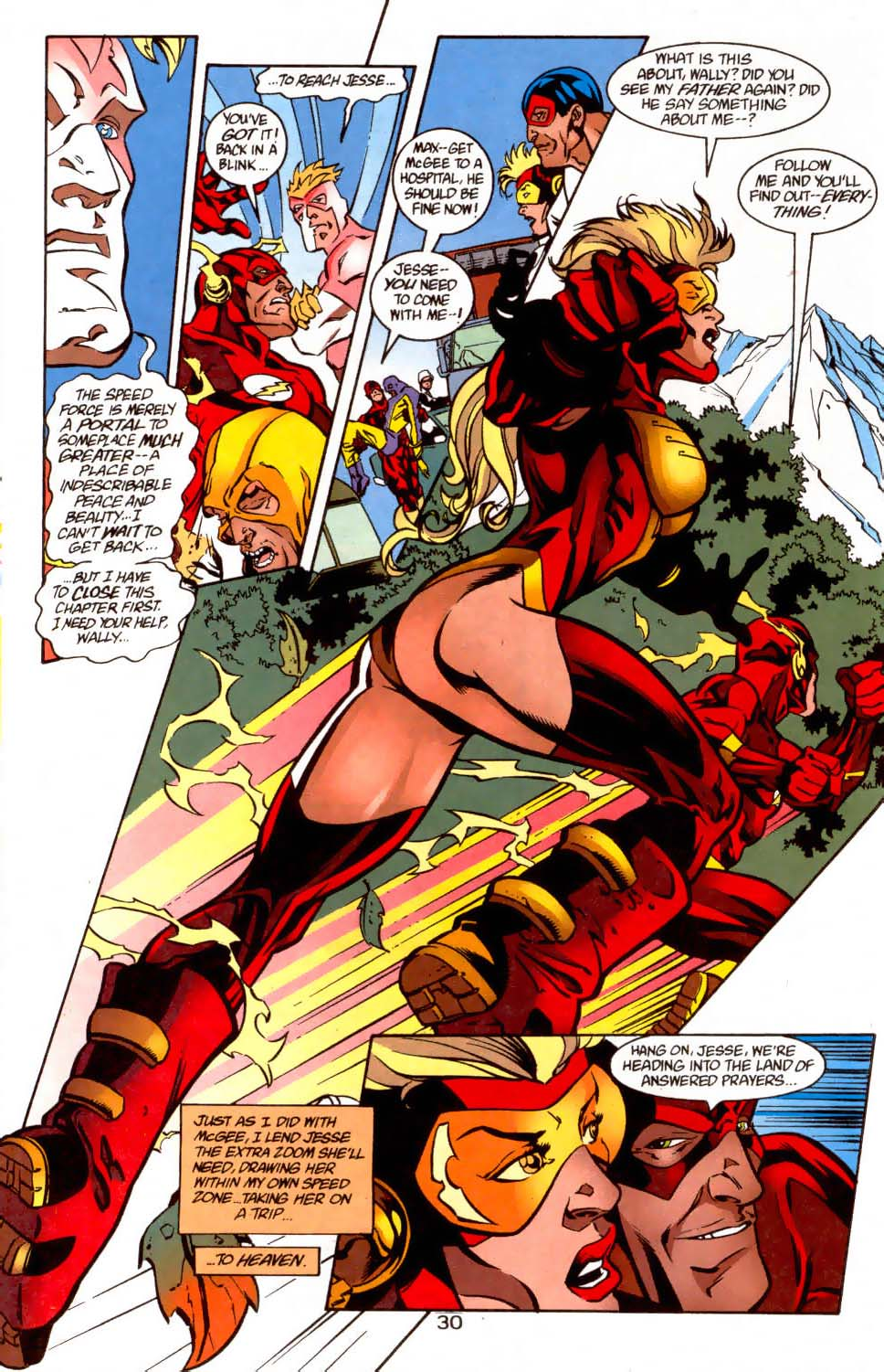 Read online The Flash (1987) comic -  Issue # _Annual 11 - 31