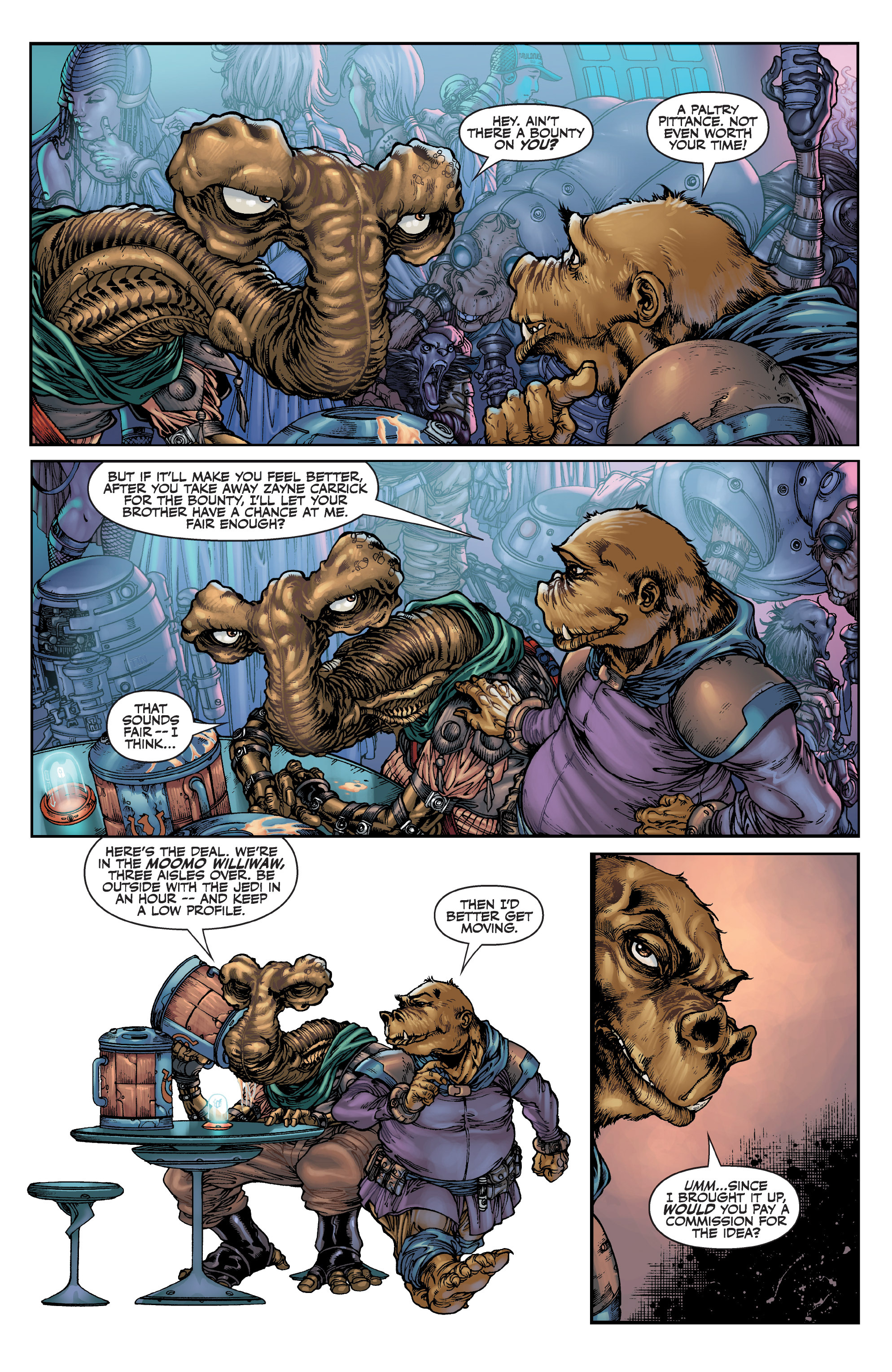 Read online Star Wars Omnibus comic -  Issue # Vol. 29 - 262