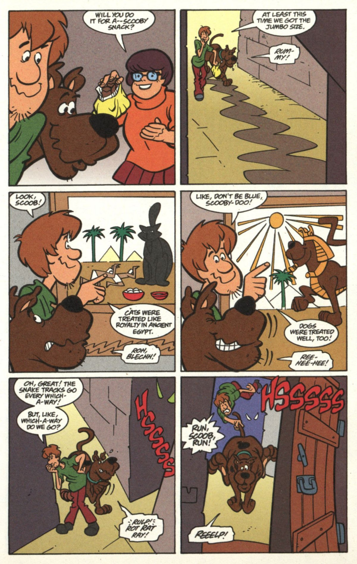 Read online Scooby-Doo (1997) comic -  Issue #19 - 8