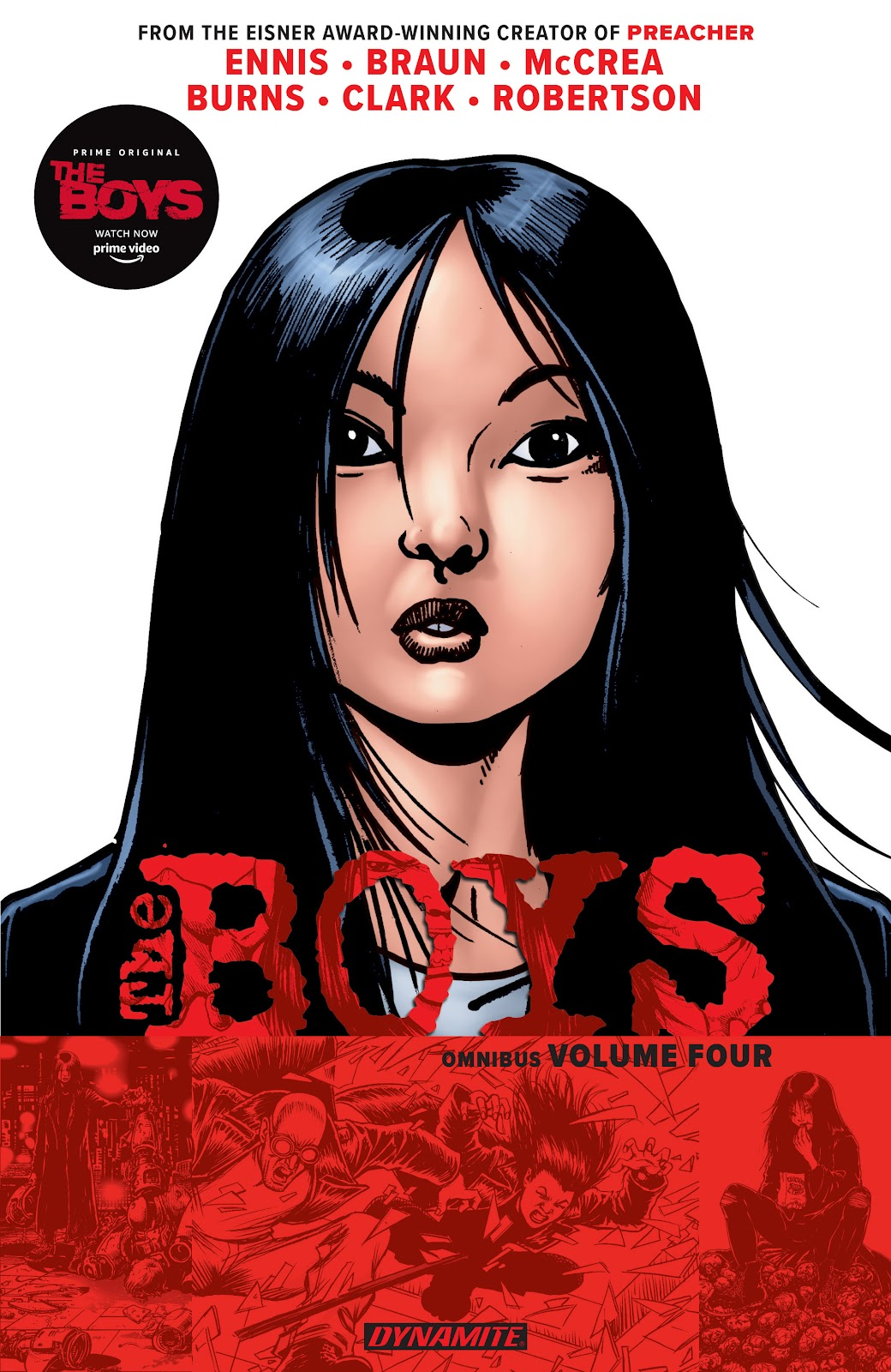 Read online The Boys Omnibus comic -  Issue # TPB 4 (Part 1) - 2